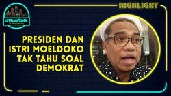 Ngabalin Mengaku Kaget Moeldoko Menjadi Ketua PD Versi KLB