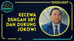 Terungkap! Pendiri Demokrat Pernah Usul KLB Hingga Jadi Timses Jokowi 2019