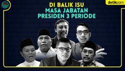 Di Balik Isu Masa Jabatan Presiden Tiga Periode