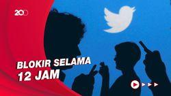 Penyebab Twitter Blokir Akun yang Nge-tweet Kata Memphis