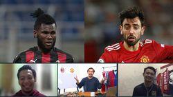 Prediksi AC Milan vs MU Bersama Milanisti Indonesia dan United Indonesia Bogor