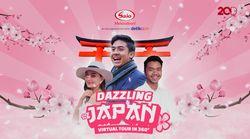 Siap-siap Terbang Ke Jepang Bareng Jerome Polin!