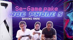 Anak Magang Nyoba Se-Game di ROG Phone 5, Mau Dibawa Pulang!