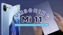 Unboxing Mi 11, Smartphone Pertama dengan Snapdragon 888!
