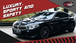 Meluncur di Jalanan Bersama BMW M8 Gran Coupe