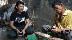 Persinggahan Pertama di Desa Adat Cireundeu Untuk Nikmati Rasi Singkong