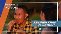 Kue Rambut, Camilan Khas Kupang
