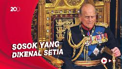 Sosok Pangeran Philip: Angkatan Laut yang Menikahi Seorang Ratu