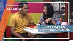 Kelezatan Kuliner Pempek Jakarta, Cuka dan Manisnya Pas Dilidah