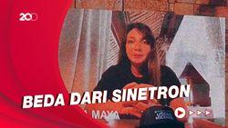 Jadi Guest Director, Luna Maya Ketagihan Kerja di Balik Layar