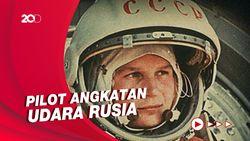 60 Tahun Lalu Yuri Gagarin Jadi Manusia Pertama ke Angkasa