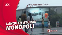 Alibaba Dijatuhi Denda Rp 40,49 Triliun Oleh Pemerintah China