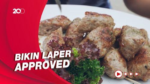 Bikin Laper: Sosis Panggang yang Dagingnya Super Juicy