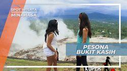 Indahnya Bukit Kasih, Wisata Religi di Atas Bukit Minahasa, Sulawesi Utara