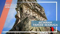 Waruga, Kubur Batu di Taman Sejarah Airmadidi Minahasa
