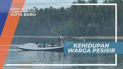 Hasil Kekayaan Laut, Tulang Punggung Kehidupan Warga Pesisir Kotabaru Kalimantan Selatan
