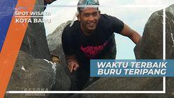 Pergantian Arus Pasang-surut, Waktu yang Tepat Untuk Berburu Teripang, Kotabaru Kalimantan Selatan