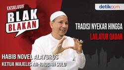 Blak-blakan Habib Novel Alaydrus, Tradisi Nyekar hingga Lailatur Qodar