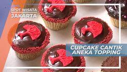 Cupcake, Bisnis Camilan Mungil yang Sedang Hits, Jakarta