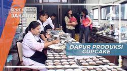 Dapur dengan Suhu Dingin, Kunci Pembuatan Cupcake, Jakarta