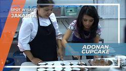 Adonan Lembut Adalah Kunci Cupcake yang Lembut, Jakarta