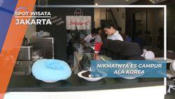 Bingsoo, Kesegaran Es Campur ala Korea, Jakarta