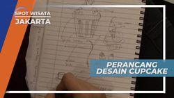 Desain Cupcake, Kreativitas Seni Menghias Makanan, Jakarta