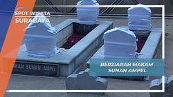 Makam Sunan Ampel, Situs Bersejarah yang Tidak Pernah Sepi Pengunjung, Surabaya