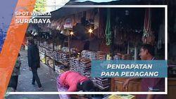 Pasar Busana Muslim, Area Pedagang Aneka Kebutuhan Ibadah di Masjid Sunan Ampel, Surabaya