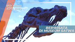 Museum Satwa, Area Sejarah Satwa dengan Berbagai Bentuk, Kota Batu