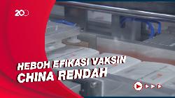 Kemenkes Pastikan Efikasi Sinovac di Indonesia Penuhi Standar