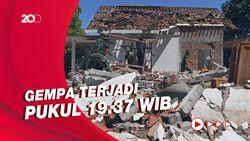Malang Lagi-lagi Diguncang Gempa, Netizen: Stay Safe Semuanya