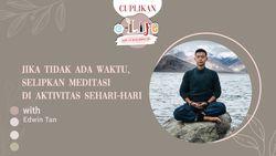Tips Meditasi Buat Orang Sibuk
