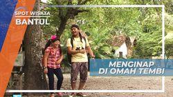 Menginap di Omah Tembi, Desa Wisata di Selatan Yogyakarta