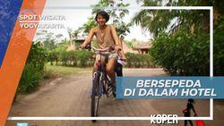 Menikmati Suasana Asri Cangkringan Dengan Bersepeda, Yogyakarta
