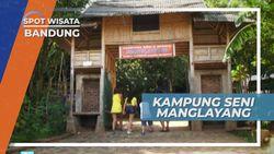 Kampung Seni Manglayang Bandung Jawa Barat