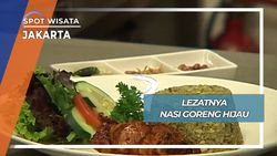 Nasi Goreng Hijau Jakarta