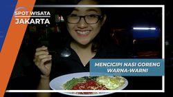 Nasi Goreng Warna Warni Jakarta
