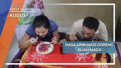 Nasi Goreng Buah Naga Kudus Jawa Tengah