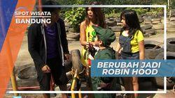 Bermimpi Menjadi Robin Hood Bandung Jawa Barat