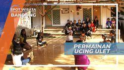 Ucing Ulet, Permainan Tradisional Sunda Manglayang Bandung Jawa Barat