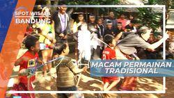 Permainan Tradisional Sunda Manglayang Bandung Jawa Barat