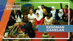 Kesenian Gamelan Manglayang Bandung Jawa Barat