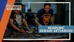 Warung Serabi Setiabudi, Legenda Kuliner Sejak Tahun 1923 Bandung Jawa Barat