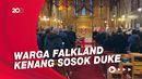 Kepulauan Falkland Gelar Upacara Penghormatan untuk Pangeran Philip