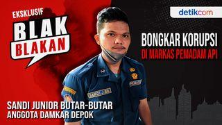 Blak-blakan Sandi Petugas Damkar Depok, Protes Gaji Dipotong-Diancam Dipecat