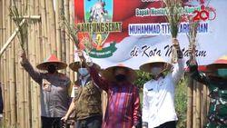 Mendagri Puji Kampung Sehat Dasan Cermen Kota Mataram