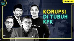 Korupsi di Tubuh KPK
