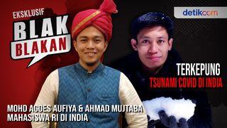 Blak-blakan Mahasiswa RI di India: Aktor Bollywood Berdonasi - Orang Kaya ke LN