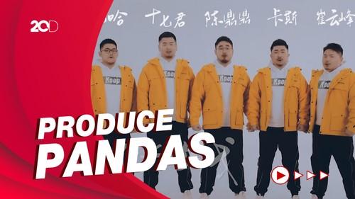 Grup Asal China Dobrak Stereotip Boyband dengan Tubuh Plus-Size